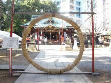 ワイガーデンのブログ-神社