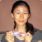 升田 玲さん