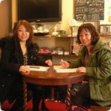 猪狩 奈保さん(写真左)中村 須摩子さん(写真右)