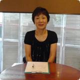 飯田 加代子さん